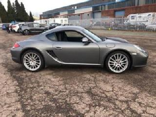 2011 PORSCHE CAYMAN 2.9 PDK HUGE SPEC COUPE PETROL