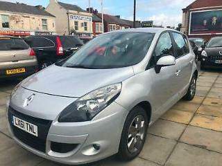 2011 Renault Scenic 1.5 dCi Expression Diesel