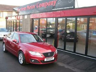 2011 Seat Exeo 2.0TDI 143ps SE Tech