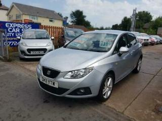2011 SEAT Ibiza 1.6 TDI CR Sport 5dr Hatchback Diesel Manual