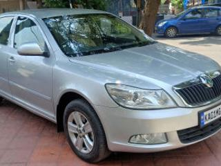 2011 Skoda Laura Ambiente 2.0 TDI CR AT for sale in Bangalore D2103912