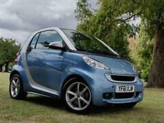 2011 Smart fortwo PULSE MHD