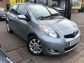 2011 TOYOTA YARIS T SPIRIT VVT I 1.4 PETROL 6 SPEED MANUAL 5 DOOR HATCHBACK