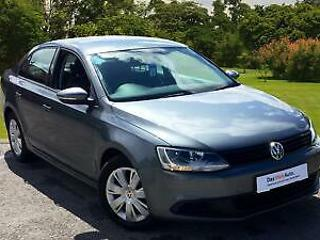 2011 VOLKSWAGEN JETTA 1.6 TDI CR Bluemotion Tech S 4dr Diesel Saloon