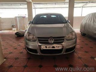 Silver 2011 Volkswagen Jetta Highline TDI 99000 kms driven in Saibaba Colony
