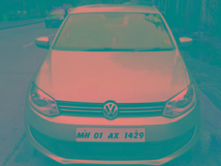 Silver 2011 Volkswagen Polo Comfortline 1.2L P 76321 kms driven in Matunga West