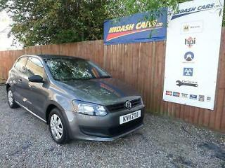 2011 VOLKSWAGEN POLO 1.2 60 S 3dr [AC]