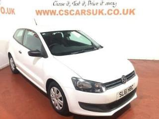 2011 Volkswagen Polo 1.2 S 3dr a/c