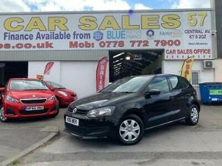 2011 Volkswagen Polo 1.2 S 5dr a/c