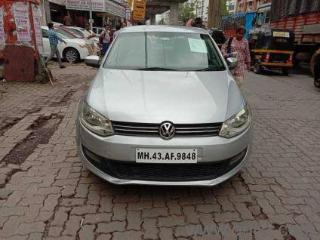 Silver 2011 Volkswagen Polo Highline1.2L P 64,000 kms driven in Andheri East