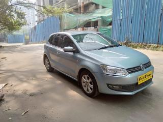 2011 Volkswagen Polo 2009 2013 Petrol Highline 1.2L for sale in Mumbai D2359044