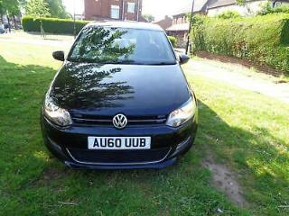 2011 Volkswagen Polo SEL 1.2 TSI 105ps 1/2 LEATHER+PHONE+ALLOYS+AUX+NEW MOT