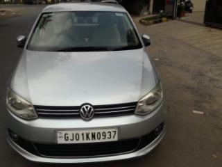 2011 Volkswagen Vento 2010 2013 Petrol Highline AT for sale in Ahmedabad D2044249