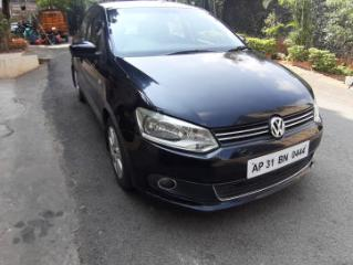 2011 Volkswagen Vento 2010 2013 Petrol Highline AT for sale in Hyderabad D2323525