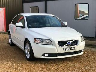 2011 Volvo S40 2.0 D4 SE Lux Geartronic 4dr