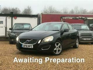 2011 Volvo S60 2.4 D5 SE Lux Geartronic 4dr