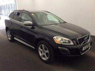2011 Volvo XC60 2.0 D3 DRIVe R Design Geartronic 5dr