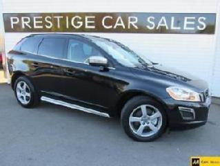 2011 Volvo XC60 2.0 D3 DRIVe R Design Geartronic 5dr Diesel black Automatic