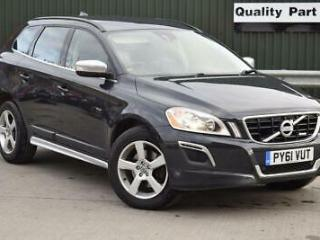 2011 Volvo XC60 2.4 D5 R Design Geartronic AWD 5dr