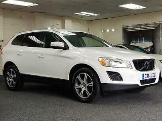 2011 VOLVO XC60 D3 SE LUX AWD + CRUISE CONTROL + LEATHER + ESTATE DIESEL