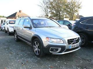 2011 Volvo XC70 D5 SE LUX AWD AUTO JUST 2 OWNERS ONLY 41,000 MILES FULL VOLVO SE