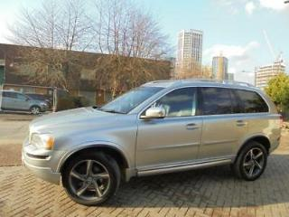 2011 Volvo XC90 2.4 D5 R Design Geartronic AWD 5dr