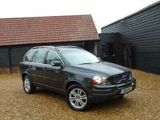 2011 Volvo XC90 2.4 D5 SE Geartronic AWD 5dr