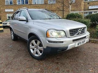 2011 Volvo XC90 2.4 D5 SE Lux Geartronic AWD 5dr