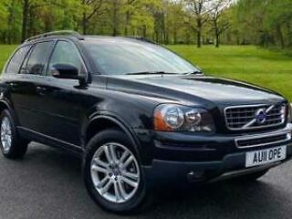 2011 Volvo XC90 D5 AWD 200 PS SE Geartronic Dark Tinted Rear Windows Automatic C
