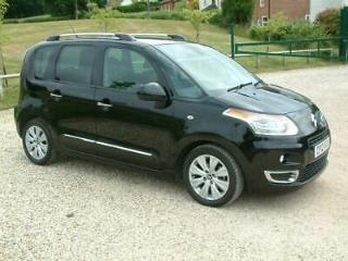 2012/12 CITROEN C3 PICASSO 1.6 HDi NEW MoT FULLY SERVICED DRIVE AWAY TODAY