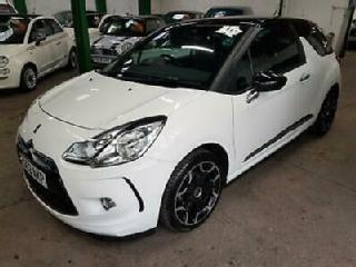 2012/62 Citroen DS3 1.6 VTI 120bhp DStyle Plus