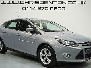 2012/62 FORD FOCUS 2.0TDCI 140PS ZETEC, FULL HISTORY. SOLD
