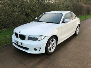 2012 12 BMW 118 2.0TD d Exclusive Edition, Leather