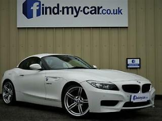 2012 12 BMW Z4 2.0 sDrive20i M Sport With HEATED RED LEATHER