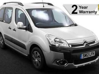 2012 12 CITROEN BERLINGO 1.6 E HDi MULTISPACE XTR AUTO WHEELCHAIR ACCESSIBLE