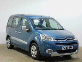 2012 / 12 Citroen Berlingo 1.6 HDI Multispace VTR Wheelchair Accessible Car WAV