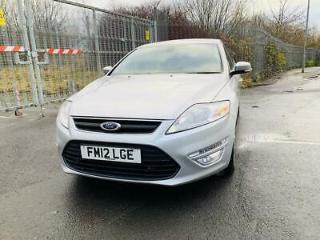 2012 12 FORD MONDEO 2.0 ZETEC BUSINESS EDITION TDCI 5DR