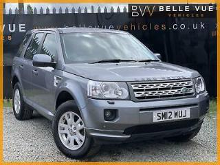 2012 12 Land Rover Freelander 2 2.2 Sd4 XS Automatic