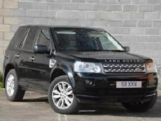 2012 12 Land Rover Freelander 2 2.2Sd4 auto 2012MY HSE
