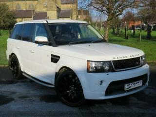 2012 12 LAND ROVER RANGE ROVER SPORT 3.0 SDV6 HSE 5DR AUTOMATIC