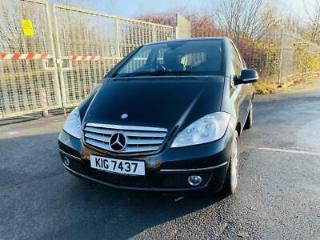 2012 12 MERCEDES BENZ A CLASS 1.5 A160 BLUEEFFICIENCY AVANTGARDE SE 5DR