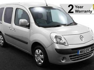 2012 12 RENAULT KANGOO 1.5 DCi EXPRESSION WHEELCHAIR ACCESS ~ WINCH