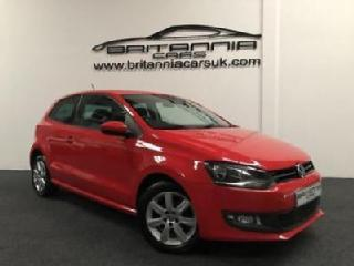 2012 12 VOLKSWAGEN POLO 1.2 MATCH 3DR