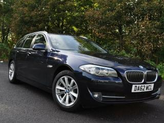 2012 2013 BMW 5 Series Estate F11 2.0 520d SE Business Touring 5dr Leather Seats
