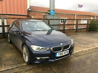 2012 61 Bmw 3 Series 328I Luxury Saloon Automatic 4dr