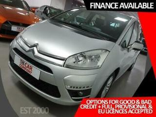 2012 61 CITROEN C4 PICASSO 1.6 HDI VTR+ 5DR