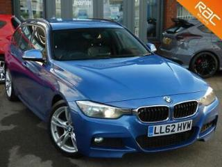 2012 62 BMW 3 SERIES 2.0 320D M SPORT TOURING 5D 181 BHP 70MPG! PX SWAP FINANCE