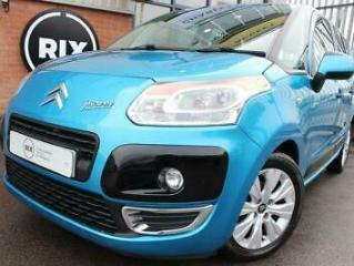2012 62 CITROEN C3 PICASSO 1.4 PICASSO VTR PLUS 5D 1 OWNER FROM NEW CRUISE CONTR
