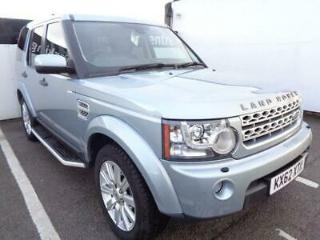 2012 62 LAND ROVER DISCOVERY 3.0 4 SDV6 HSE 5D 255 BHP DIESEL