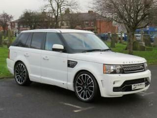 2012 62 LAND ROVER RANGE ROVER SPORT 3.0 SDV6 HSE 5DR AUTOMATIC
